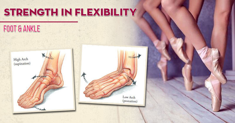 Strength in Flexibility: Foot & Ankle – PART 1