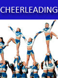 Cheerleading Stretches for Flexibility