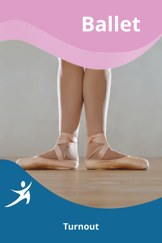 easyflexibility ballet turnout kinesiological stretching hips