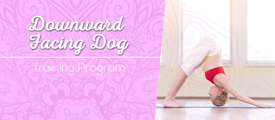 Downward Facing Dog or Adho Mukha Svanasana