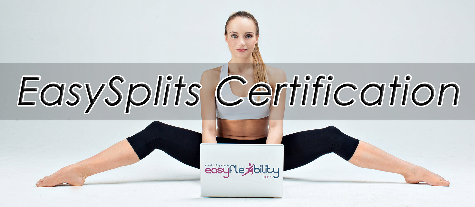 easyflexibility splits flexibility certification kinesiological stretching course