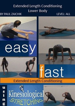 Extended Length Conditioning for Lower Body