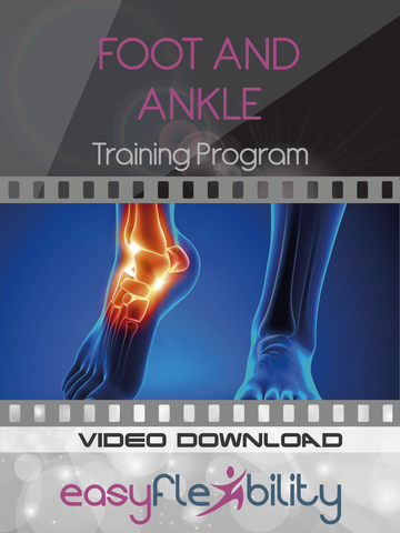easyflexibility foot and ankle program ballet stretching kinesiological releve dance