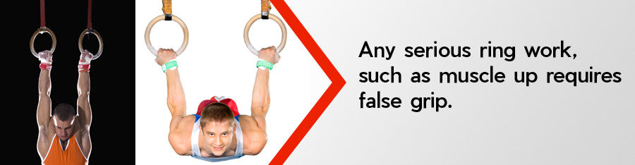 False Grip Flexibility Training for Gymnastic Rings Work