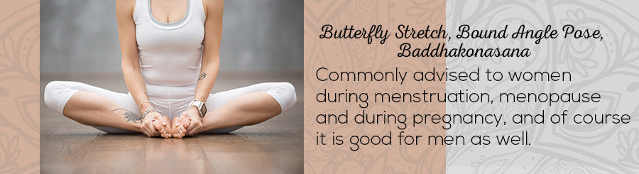 Butterfly Stretch