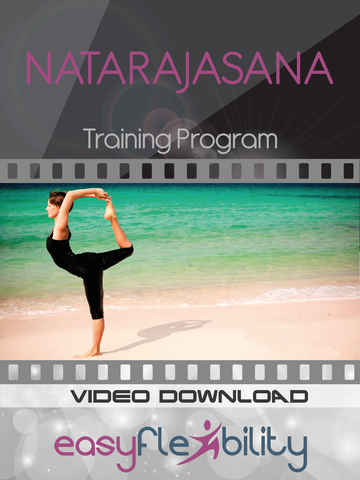 natarajasana easyflexibility kinesiological stretching back shoulder flexibility yoga dance aerial arts circus