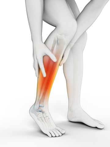 sore muscle pulled calf DOMS delayed onset muscle soreness easyflexibility injury prevention kinesiological stretching pain