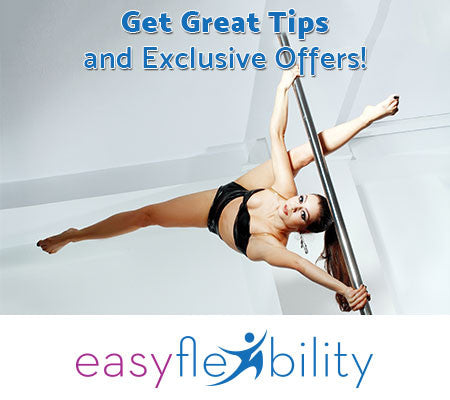 pole dance flexibility newsletter