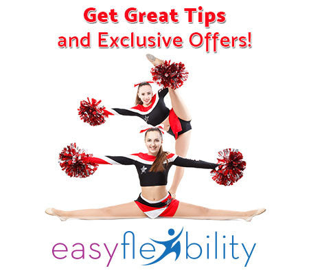 cheerleading flexibility newsletter