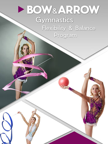 Gymnastics Bow and Arrow - Flexibility and Balance Program