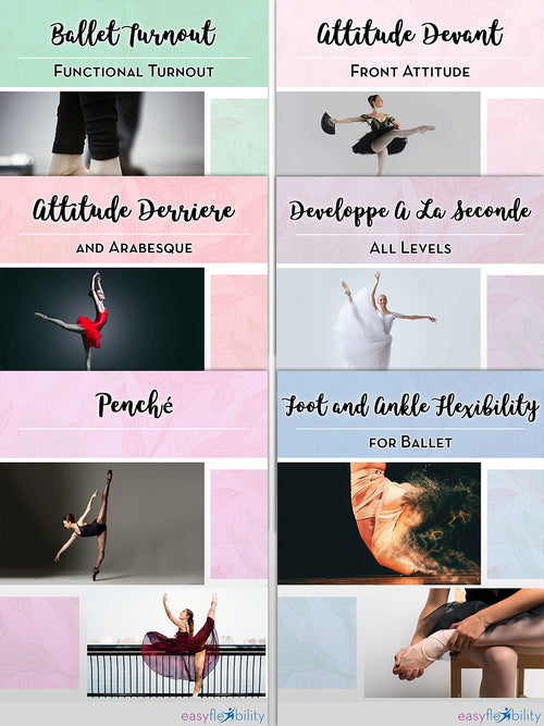Ballet and dancer flexibility dance stretches combo easyflexibility ballet and dancer flexibility dance stretches combo fandeluxe Images