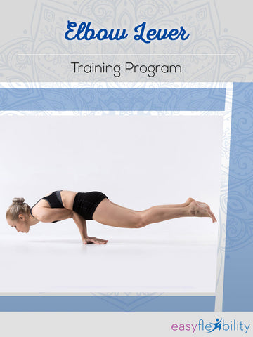 Elbow Lever Progression for Strength Training and Yoga