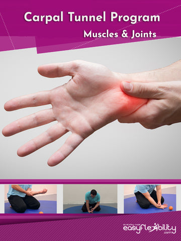 Carpal Tunnel Program - Wrists & Forearm