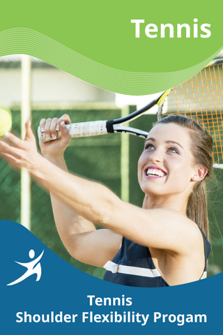 Tennis Shoulder Flexibility Progam