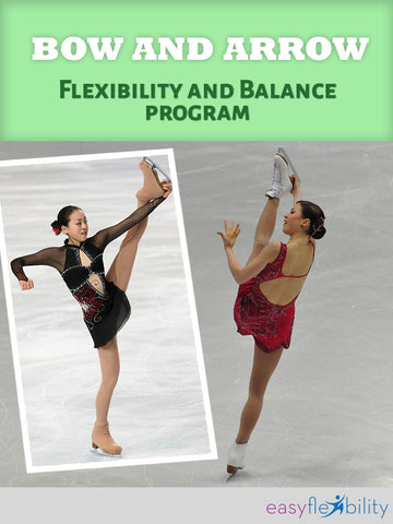 Bow and Arrow - Flexibility and Balance Program