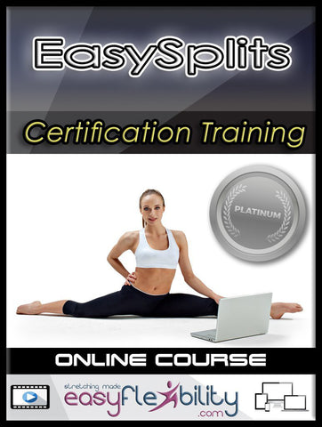 EasySplits Certification Course * 24 Lessons! Platinum Edition