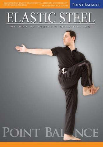Point Balance - Balance, Strength & Flexibility - At Home with Paul Zaichik