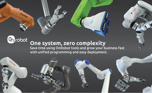 Easily Adapt OnRobot Tooling to Any Robot Brand