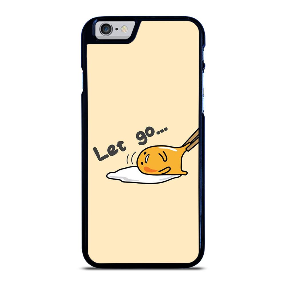 coque custodia cover fundas iphone 11 pro max 5 6 7 8 plus x xs xr se2020 C20281 GUDETAMA LAZY EGG CUTE 1 iPhone 6 / 6S Case