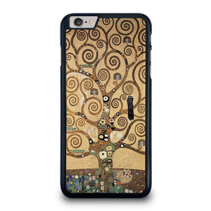 coque custodia cover fundas iphone 11 pro max 5 6 7 8 plus x xs xr se2020 C20414 GUSTAV KLIMT TREE OF LIFE 1 iPhone 6 / 6S Plus Case