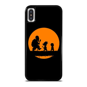 coque custodia cover fundas iphone 11 pro max 5 6 7 8 plus x xs xr se2020 C20472 HAKUNA MATATA DRAGON BALL iPhone X / XS Case