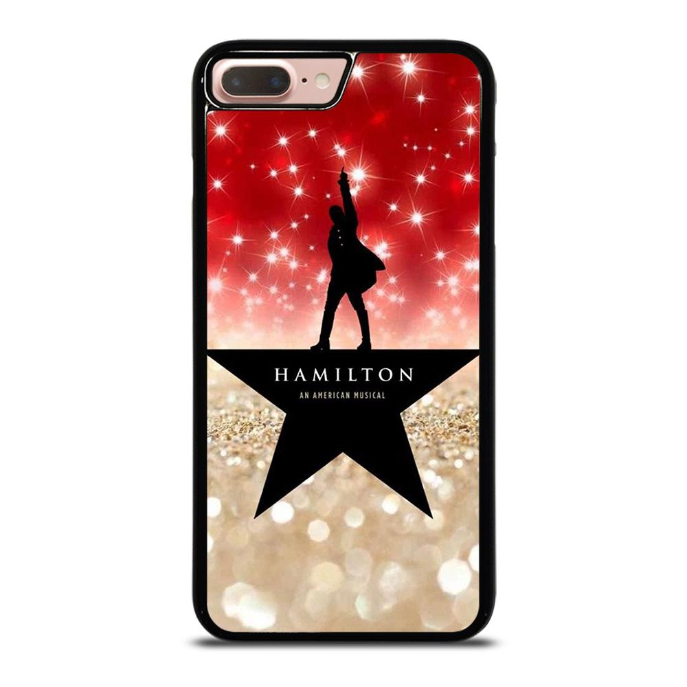 coque custodia cover fundas iphone 11 pro max 5 6 7 8 plus x xs xr se2020 C20543 HAMILTON AN AMERICAN MUSICAL 3 iPhone 7 / 8 Plus Case