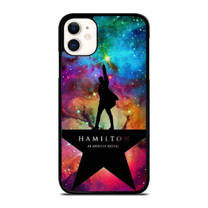 coque custodia cover fundas iphone 11 pro max 5 6 7 8 plus x xs xr se2020 C20547 HAMILTON AN AMERICAN MUSICAL 4 iPhone 11 Case