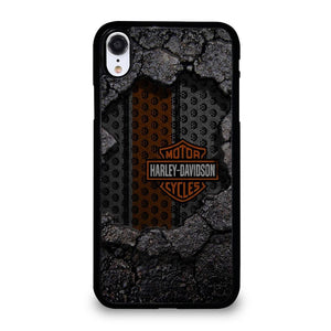 coque custodia cover fundas iphone 11 pro max 5 6 7 8 plus x xs xr se2020 C20609 HARLEY DAVIDSON MOTORCYCLE iPhone XR Case