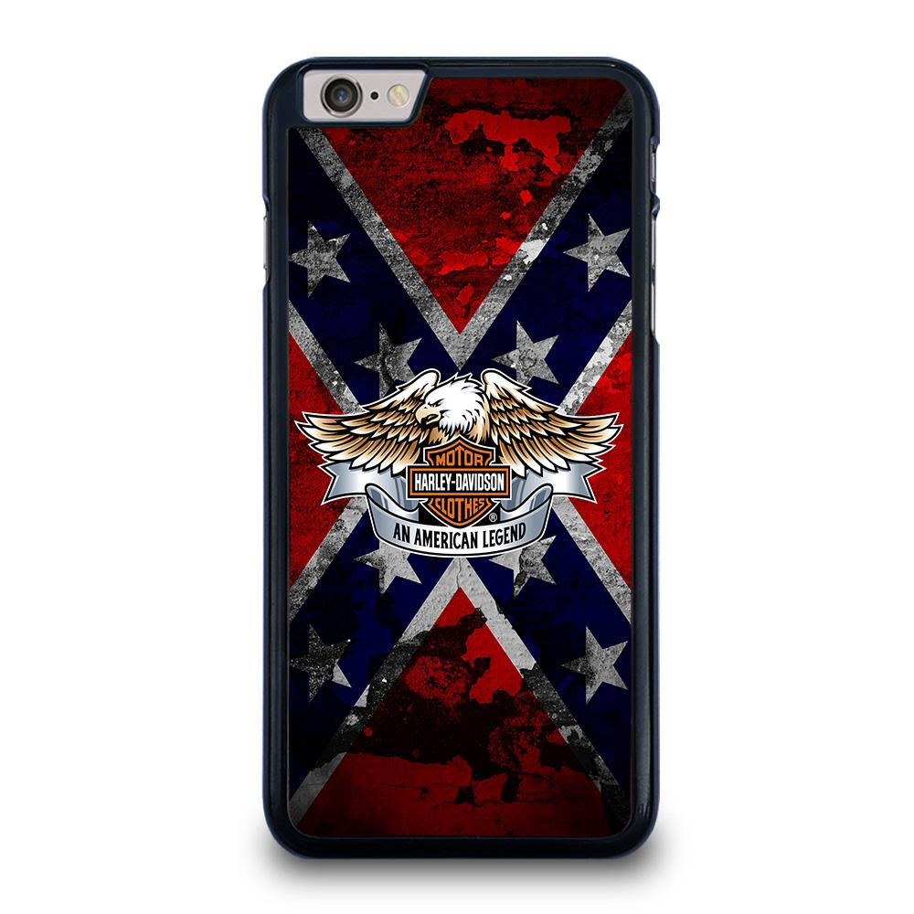 coque custodia cover fundas iphone 11 pro max 5 6 7 8 plus x xs xr se2020 C20630 HARLEY DAVIDSON REBEL iPhone 6 / 6S Plus Case
