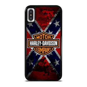 coque custodia cover fundas iphone 11 pro max 5 6 7 8 plus x xs xr se2020 C20622 HARLEY DAVIDSON REBEL #1 iPhone X / XS Case