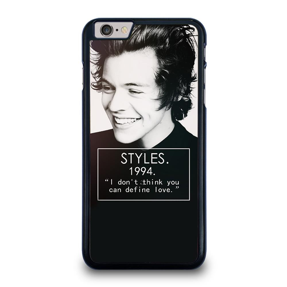 coque custodia cover fundas iphone 11 pro max 5 6 7 8 plus x xs xr se2020 C20755 HARRY STYLES 94 ONE DIRECTIONS #1 iPhone 6 / 6S Plus Case