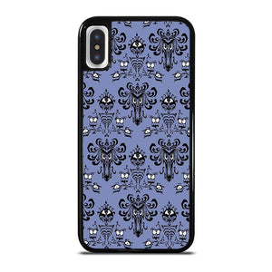 coque custodia cover fundas iphone 11 pro max 5 6 7 8 plus x xs xr se2020 C20894 HAUNTED MANSION iPhone X / XS Case