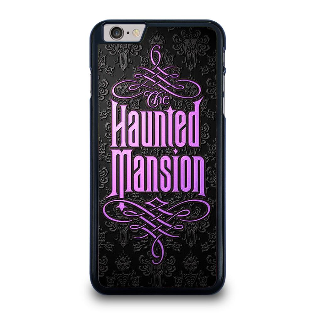 coque custodia cover fundas iphone 11 pro max 5 6 7 8 plus x xs xr se2020 C20824 HAUNTED MANSION #3 iPhone 6 / 6S Plus Case