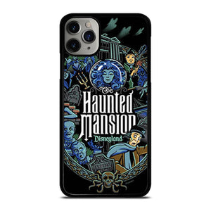 coque custodia cover fundas iphone 11 pro max 5 6 7 8 plus x xs xr se2020 C20850 HAUNTED MANSION DISNEYLAND iPhone 11 Pro Max Case