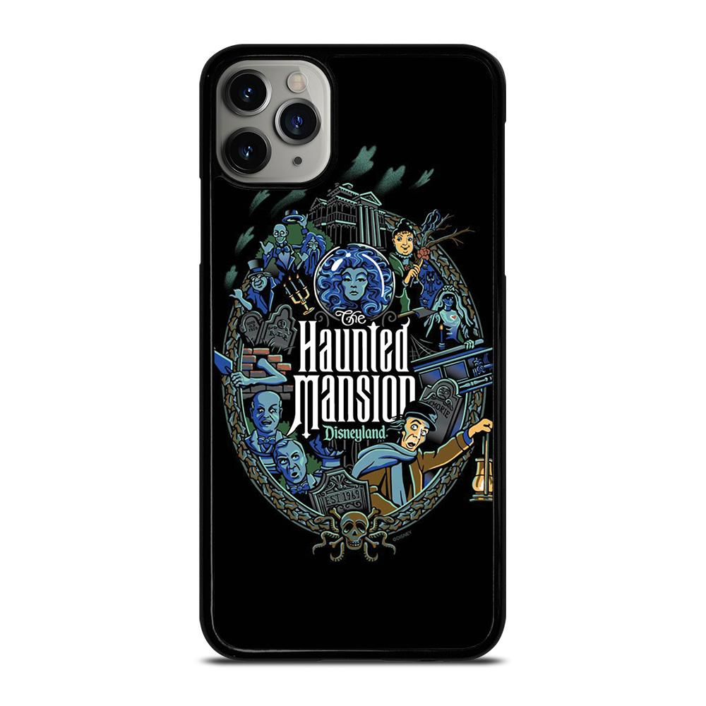 coque custodia cover fundas iphone 11 pro max 5 6 7 8 plus x xs xr se2020 C20840 HAUNTED MANSION DISNEYLAND 1 iPhone 11 Pro Max Case