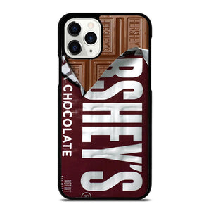 coque custodia cover fundas iphone 11 pro max 5 6 7 8 plus x xs xr se2020 C20988 HERSHEY UNWRAPPED CHOCOLATE BAR #1 iPhone 11 Pro Case