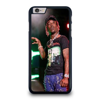 coque custodia cover fundas iphone 11 pro max 5 6 7 8 plus x xs xr se2020 C24260 LIL UZI VERT #2 iPhone 6 / 6S Plus Case