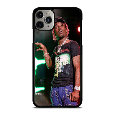 coque custodia cover fundas iphone 11 pro max 5 6 7 8 plus x xs xr se2020 C24257 LIL UZI VERT #2 iPhone 11 Pro Max Case