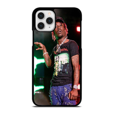 coque custodia cover fundas iphone 11 pro max 5 6 7 8 plus x xs xr se2020 C24256 LIL UZI VERT #2 iPhone 11 Pro Case