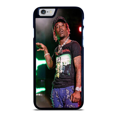 coque custodia cover fundas iphone 11 pro max 5 6 7 8 plus x xs xr se2020 C24259 LIL UZI VERT #2 iPhone 6 / 6S Case
