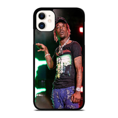 coque custodia cover fundas iphone 11 pro max 5 6 7 8 plus x xs xr se2020 C24255 LIL UZI VERT #2 iPhone 11 Case