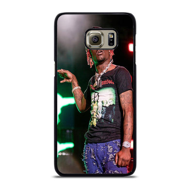 coque custodia cover fundas hoesjes j3 J5 J6 s20 s10 s9 s8 s7 s6 s5 plus edge D31845 LIL UZI VERT #2 Samsung Galaxy S6 Edge Plus Case
