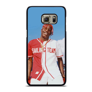 coque custodia cover fundas hoesjes j3 J5 J6 s20 s10 s9 s8 s7 s6 s5 plus edge D31877 LIL YACHTY #1 Samsung Galaxy S6 Edge Plus Case