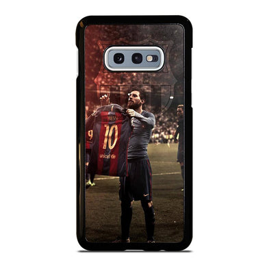coque custodia cover fundas hoesjes j3 J5 J6 s20 s10 s9 s8 s7 s6 s5 plus edge D32179 LIONEL MESSI #6 Samsung Galaxy S10 e Case