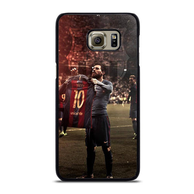 coque custodia cover fundas hoesjes j3 J5 J6 s20 s10 s9 s8 s7 s6 s5 plus edge D32183 LIONEL MESSI #6 Samsung Galaxy S6 Edge Plus Case