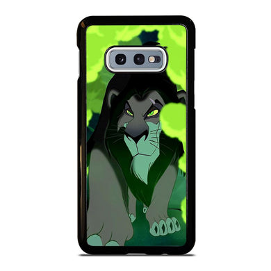 coque custodia cover fundas hoesjes j3 J5 J6 s20 s10 s9 s8 s7 s6 s5 plus edge D32144 LION KING SCAR MUFASA DISNEY Samsung Galaxy S10 e Case