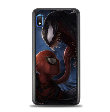 coque custodia cover fundas hoesjes j3 J5 J6 s20 s10 s9 s8 s7 s6 s5 plus edge B35884 spiderman o venom FF0075 Samsung Galaxy A10e Case