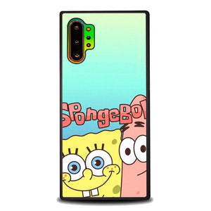 coque custodia cover fundas hoesjes j3 J5 J6 s20 s10 s9 s8 s7 s6 s5 plus edge B36093 Spongebob FF0207 Samsung Galaxy Note 10 Plus Case
