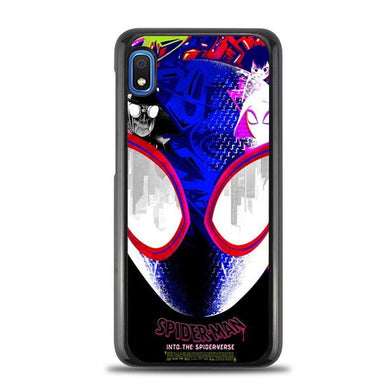 coque custodia cover fundas hoesjes j3 J5 J6 s20 s10 s9 s8 s7 s6 s5 plus edge B36004 Spiderman The Spiderverse FF0463 Samsung Galaxy A10e Case