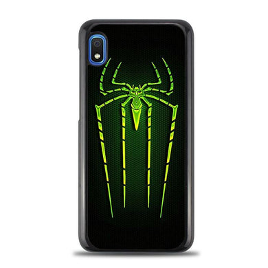coque custodia cover fundas hoesjes j3 J5 J6 s20 s10 s9 s8 s7 s6 s5 plus edge B35603 Spiderman Green FF10082 Samsung Galaxy A10e Case
